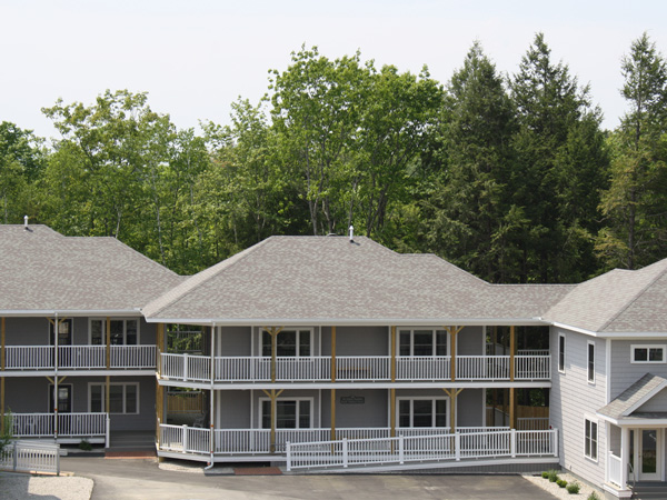 Camp Sunshine Volunteer Housing