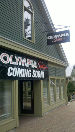 Olympia Sports Tenant Fit-Up